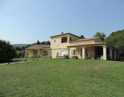 Vente villa Vaugines